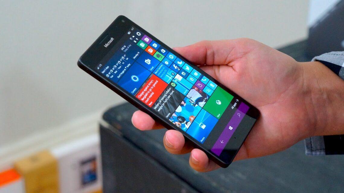 Meilleur Smartphone Microsoft – Avis et Comparatif (Top 6)