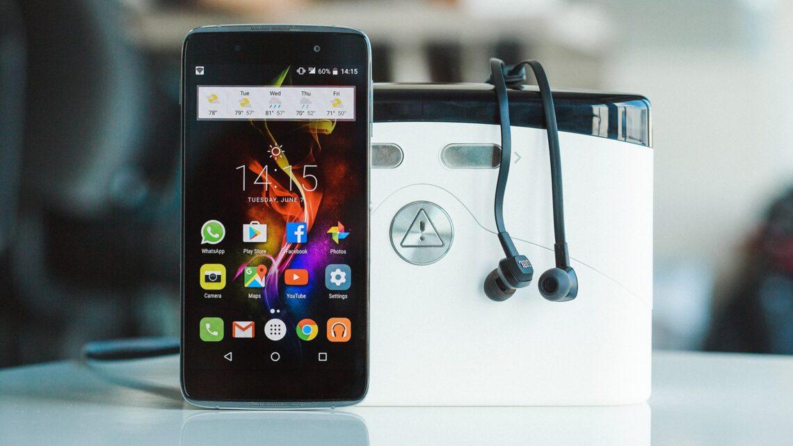 Meilleur Smartphone Alcatel – Avis et Comparatif (Top 8)