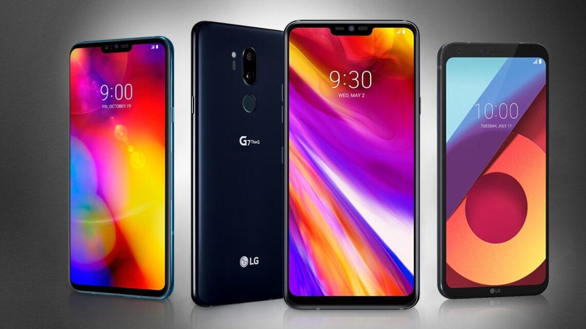 Meilleur Smartphone LG – Avis et Comparatif (Top 6)