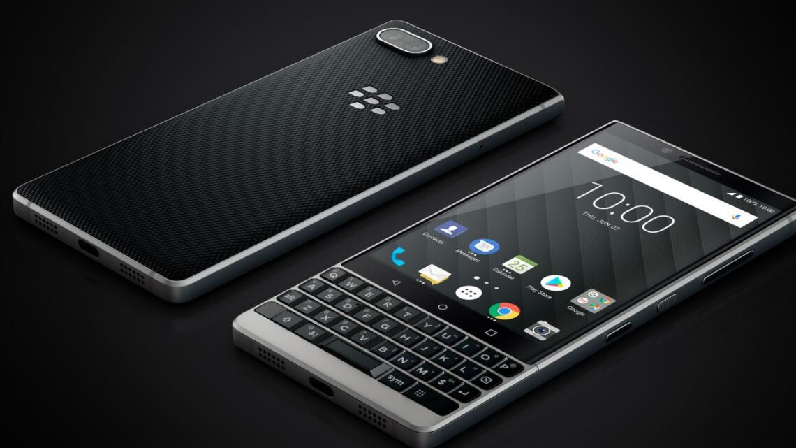 Meilleur Smartphone BlackBerry – Avis et Comparatif (Top 10)