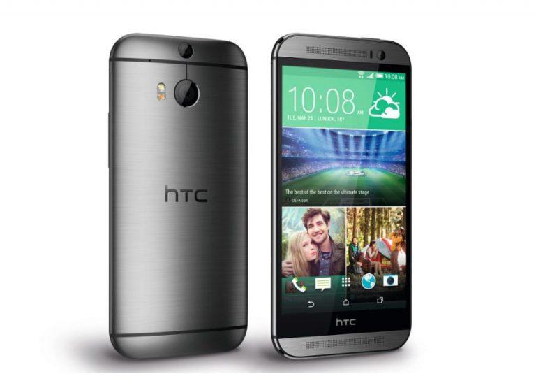 HTC One M8 Gris 16 Go Débloqué. ‹ ›