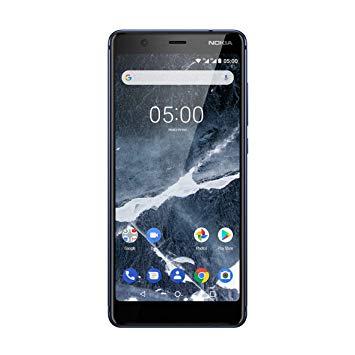 Nokia 5.1 - Smartphone Débloqué 4G (Ecran : 5,5 pouces - 16Go ROM