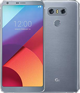 LG G6 Smartphone débloqué 4G (Ecran : 5,7 pouces - 32 Go -