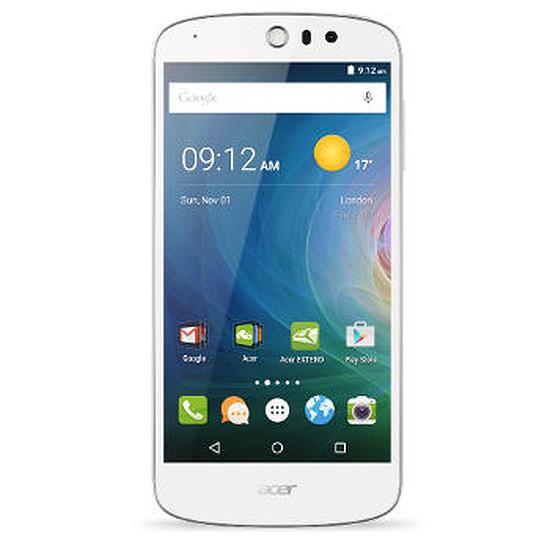 Smartphone et téléphone mobile Acer Liquid Z530 (blanc)