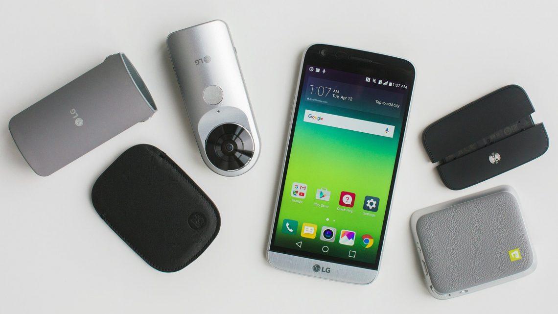 Chargeur induction LG G5 – Avis et guide d'achat