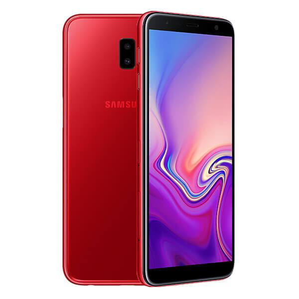 Samsung Galaxy J6 Plus (2018) Rojo Dual SIM ...