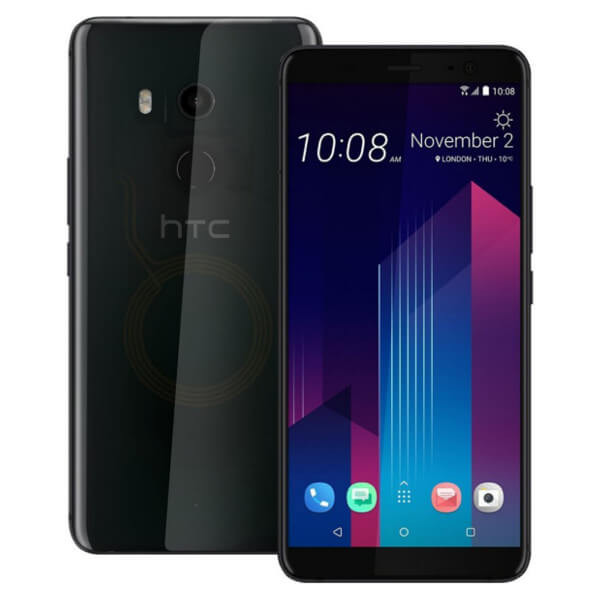 HTC U11 Plus 128+6 Go Double SIM Noir ...