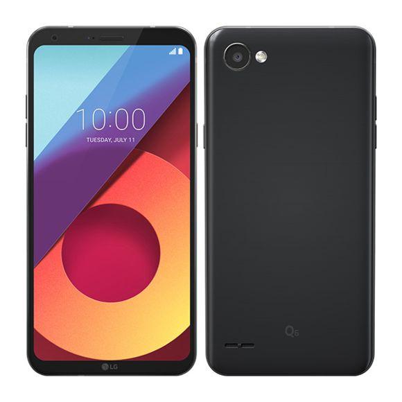 LG - Q6 - Double SIM - Noir