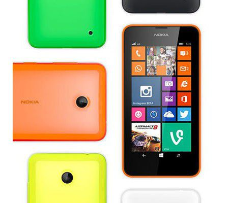 Nokia Lumia 635 : test, prix et fiche technique - Smartphone - Les  Numériques